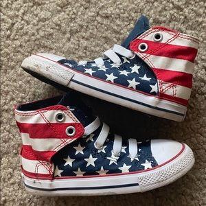 Converse USA high tops